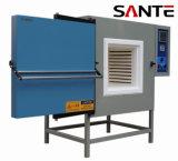 chaudière industrielle 1000c en forme de boîte pour le traitement thermique en métal