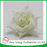 Cabeza de la flor artificial Wholesa cabeza Rose decorar para bodas