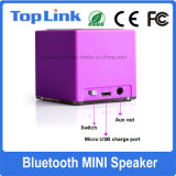 Лучший подарок мини Hand-Free Cube Wireless Bluetooth звук коробки Tws