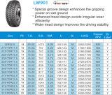De Chinese Banden van de Lichte Vrachtwagen TBR met Certificatie 265/70R19.5