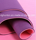Циновки йоги TPE фабрики продают тренировку оптом гимнастической циновки Anti-Slip