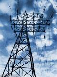 Башня передачи 500 Kv стальная