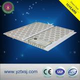 印刷表面木製カラーPVC天井板