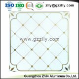12 Jahre Erfahrungs-Hersteller-dekorative Aluminiumdecken-Fliese-