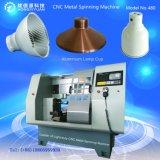 회전시키는 가공을%s 자동적인 CNC 회전급강하 기계 (Light-duty 480A-1)
