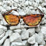 人の女性のための広州の工場卸売のカスタムロゴミラーの日曜日の視野によって分極されるサングラス