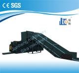 Полуавтоматный Baler Hbe120-110110 для неныжной бумаги & картона