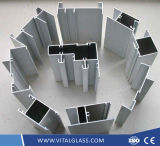 Guichet et porte polis/profil d'enduit pour l'extrusion en aluminium