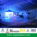 Tenda de eventos de 200 pessoas com mesas e cadeiras (LS20 / 4.0-5)