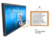 Montage mural écran tactile 50 pouces avec une entrée VGA DVI HDMI (MW-501MBT)