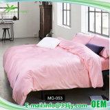Удобная кровать кинг Скидки Школа розового цвета подушками