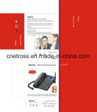 G-/Mtischplattentelefon Ets-6588 mit FM