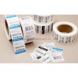 La pequeña recepción térmica de papel Caja Registradora de Corte y rebobinado Machine