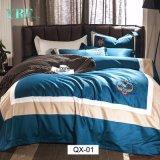 Классический коттедж 4PCS роскошными пуховыми одеялами наборы крышки