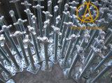 ¡Resistente! ¡! ¡! Tornillo gato de acero ajustable para el andamio, hecho en Cangzhou