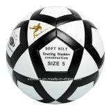 新しいデザイン習慣はロゴのドリルのサッカーボールを印刷した