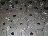 炭素鋼水ガラスプロセス鋳造物