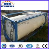 36cbm 20feetの飲料水液体ISOタンク容器