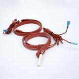 40W/M de fabrico do aquecedor do cárter de Silicone