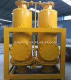 Macchina utilizzata gialla scura di Decolor dell'olio del trasformatore