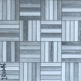 300X300m m Multi-Diseñan el azulejo cristalino Polished del guijarro del suelo de la porcelana