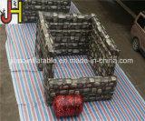 Giochi di parete gonfiabili di Paintball del carbonile di ostacoli gonfiabili di Paintball