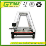 High - Laser Altitude Camera Cutting Machine 1300*900 for Fabric Cutting