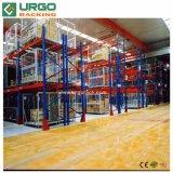 Estanterías de almacenamiento de hierro para rack de palet selectivo para almacén