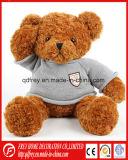 Lit l'ours en peluche jouet plus chaude chauffée