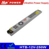 nueva LED fuente de alimentación de la conmutación del transformador de 12V 20A 250W Htb