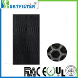 Воздушный фильтр активированного угля сота