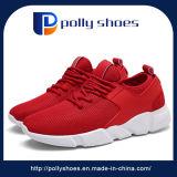 Sport respirabili di marca della Cina delle scarpe da tennis superiori del banco che eseguono i pattini atletici del Mens