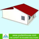 부 건물로 경제적인 현대 가벼운 강철 Prefabricated 별장