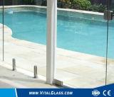 El arte claro vidrio sólido con certificado CE