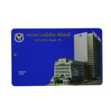 Passivate Printed RFID Hf Contactless PVC Classic 1K/4K Card