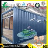 casa móvil de la casa prefabricada del departamento o de la oficina de la unidad de la casa del envase de los 20FT