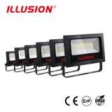 indicatore luminoso di inondazione diretto della fabbrica LED di illusione di alta luminosità 100Lm/w & 130Lm/w