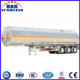 Des Aluminiumlegierung-Kraftstoff-/Treibstoff-/Benzin-/Öl-/LPG Schlussteil-Tanker für Speicherung