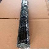 Rete metallica rivestita calda di PVC e tuffata Gabion del contenitore