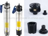 6 Polegadas 4~30de alta qualidade HP trifásico arrefecido a água do motor da bomba submersível 380V