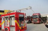 Cilindro de alumínio Porta de caminhão de incêndio do Obturador para fins industriais