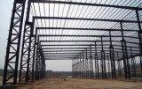 Estructura de acero prefabricados almacén de estructura metálica