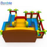 Castelo Bouncy inflável, Bouncer combinado da corrediça inflável