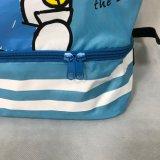 昼食のためのポリエステルバックパックのドローストリング袋か容器またはピクニック