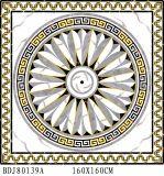 Porcelaine en cristal d'or de balcon sur la promotion (BDJ60264-2)