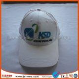 Berretto da baseball promozionale del cotone su ordinazione di marchio