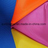 600d*600d Оксфорд ткань с PU покрытием для багажа