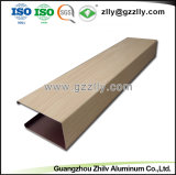 Elegante Aussehen-Baumaterial-Aluminiumdecken-Fliese