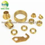 La coutume de petites pièces de métal CNC en laiton Fraisage CNC Service d'usinage
