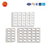 HF-Einlegearbeit des niedrigen Preis-RFID 2*5layout für Chipkarte